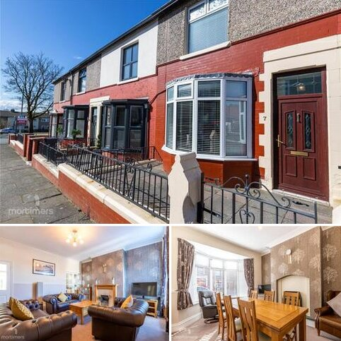 3 bedroom terraced house for sale - Hanson Street, Great Harwood, Blackburn, BB6