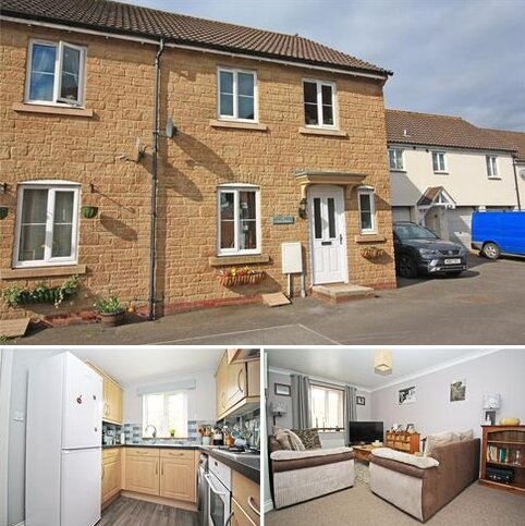 3 bedroom end of terrace house for sale - Lower Meadow, Ilminster, TA19