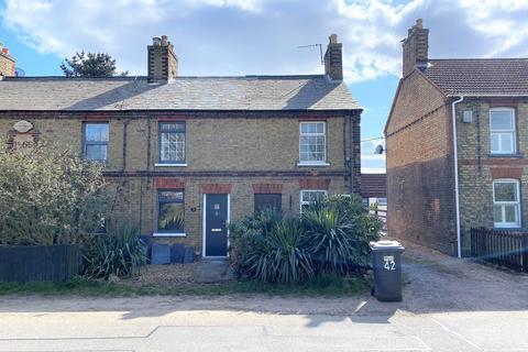 2 bedroom terraced house to rent - Blunham Road, Moggerhanger