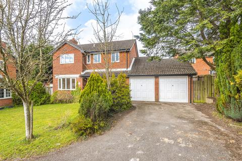 4 bedroom detached house for sale - Wesley Road, Kings Worthy