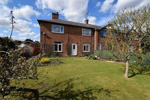 3 bedroom end of terrace house for sale - Riplingham Road, Skidby