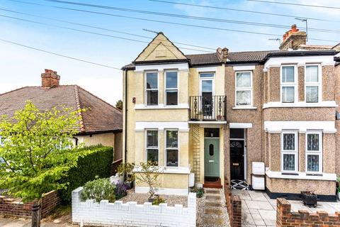 3 bedroom end of terrace house for sale - Blanmerle Road, New Eltham