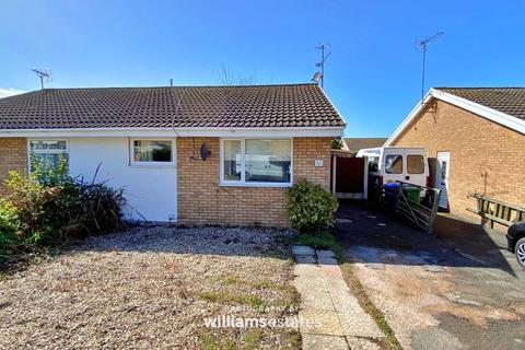 2 bedroom semi-detached bungalow for sale - Lon Islwyn, Prestatyn