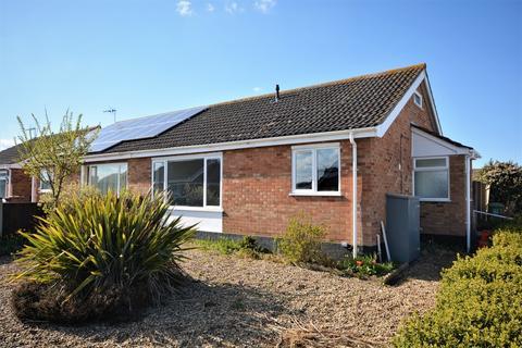 2 bedroom semi-detached bungalow for sale - Marlborough Green Crescent, Martham