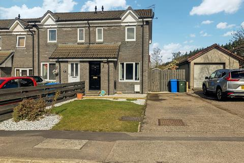 2 bedroom semi-detached house for sale - Lochlann Avenue, Culloden
