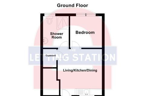 1 bedroom apartment for sale - Trebanog Crescent, Rumney, Cardiff