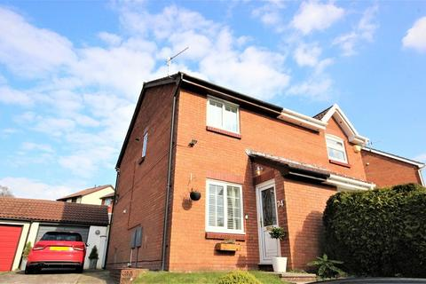 2 bedroom semi-detached house for sale - Chester Close, New Inn, Pontypool, Monmouthshire. NP4 0LU