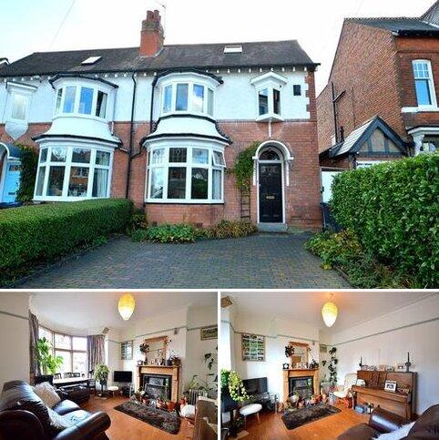 4 bedroom semi-detached house for sale - Livingstone Road, Kings Heath, Birmingham, B14