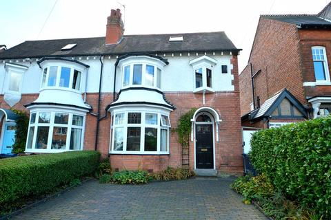 4 bedroom semi-detached house for sale - Livingstone Road, Kings Heath, Birmingham, B14