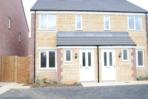 2 bedroom semi-detached house to rent - Alice Batt Road, Witney, Oxfordshire, OX29 7BY