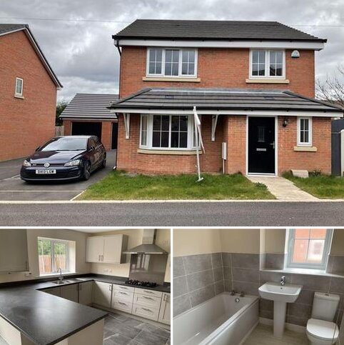 4 bedroom detached house for sale - St. Dominics Place, Hartshill