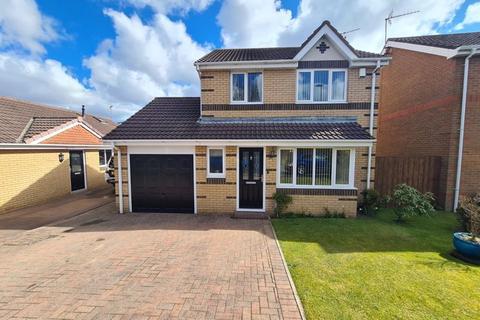 3 bedroom detached house for sale - Cheadle Avenue, Cramlington