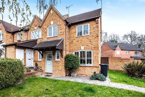3 bedroom end of terrace house for sale - Hudson Way, Abbey Meads, Swindon, Wiltshire, SN25