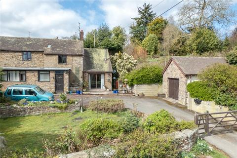 3 bedroom semi-detached house for sale - Yew Tree Cottage, Woolston, Church Stretton, Shropshire, SY6