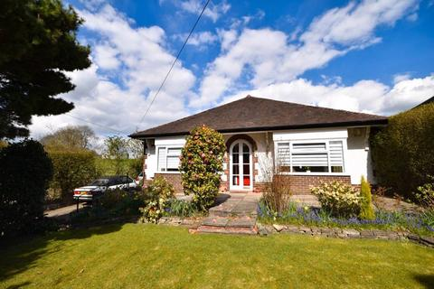 3 bedroom detached bungalow for sale - Liverpool Road East, Church Lawton, Staffordshire