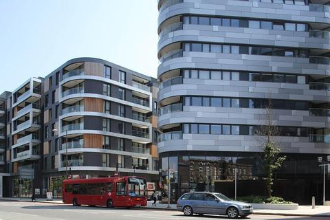 1 bedroom apartment to rent - 8 Lambarde Square, Greenwich, London