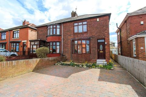 2 bedroom semi-detached house for sale - The Avenue, Coxhoe, Durham