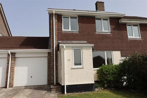 3 bedroom semi-detached house to rent - Bosvean Road, Shortlanesend