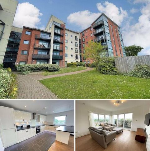 3 bedroom flat for sale - Compass Point, 1 Pocklington Drive, Manchester