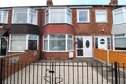3 bedroom terraced house for sale - Graham avenue, Hull