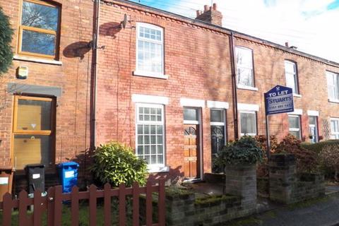 2 bedroom terraced house to rent - Birch Avenue, Heaton Moor, Stockport, SK4 4BH.