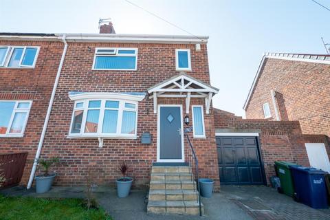 2 bedroom semi-detached house for sale - Pembroke Avenue, Silksworth, Sunderland