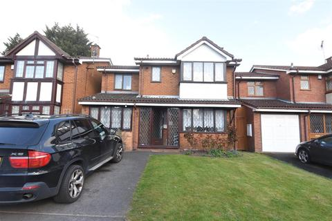 4 bedroom detached house for sale - Johnson Close, Hodge Hill, Birmingham