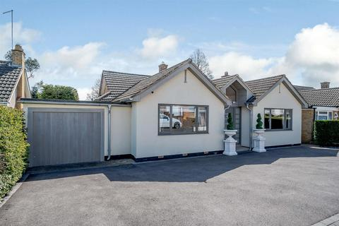 3 bedroom detached bungalow for sale - Cheriton Way, Northampton