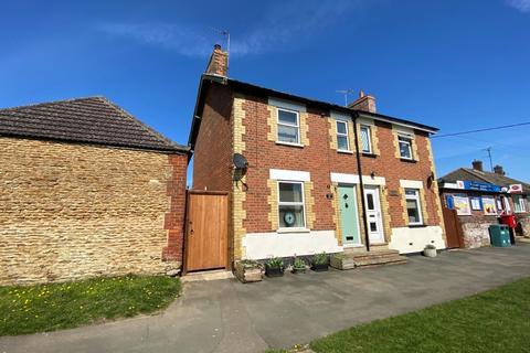 3 bedroom semi-detached house for sale - High Street, Morton, Bourne