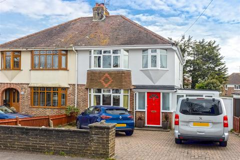 4 bedroom semi-detached house for sale - Poulters Lane, Worthing