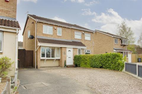 3 bedroom semi-detached house for sale - Hazel Meadows, Hucknall, Nottinghamshire, NG15 6BX