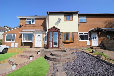2 bedroom terraced house for sale - Fairoak Chase, Brackla, Bridgend