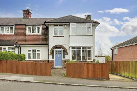 3 bedroom semi-detached house for sale - Kent Road, Mapperley, Nottinghamshire, NG3 6BG