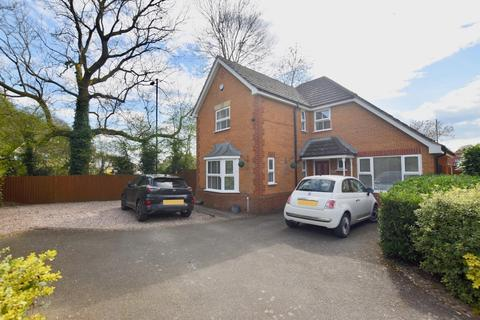 4 bedroom detached house for sale - Sammons Way, Bannerbrook, Coventry