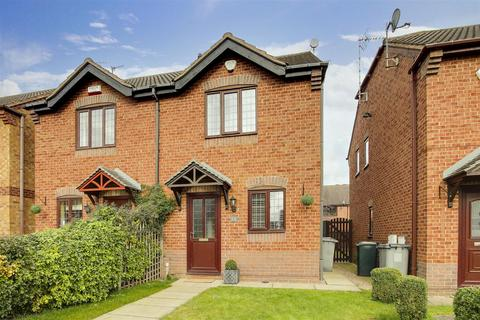 2 bedroom semi-detached house for sale - Verona Avenue, Colwick, Nottinghamshire, NG4 2BN