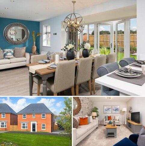 4 bedroom detached house for sale - Plot 138, Bradgate at Harland Park, Cottingham, Harland Way, Cottingham, COTTINGHAM HU16
