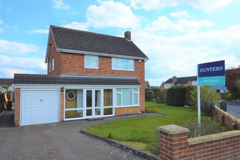 3 bedroom detached house for sale - Dorset Avenue, Wigston, LE18 4WF