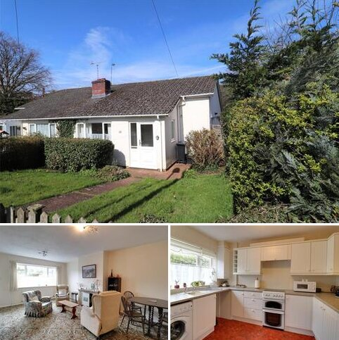 2 bedroom semi-detached bungalow for sale - Higher Park, Minehead