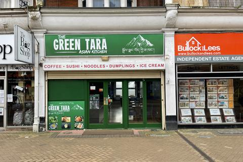 Retail property (high street) to rent - 583 Christchurch Road, Boscombe, Bournemouth BH1