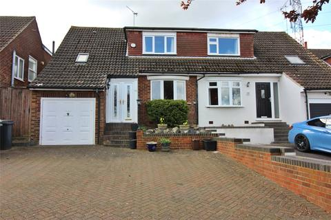 3 bedroom semi-detached house for sale - Chalton Heights, Chalton, LU4