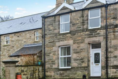 3 bedroom terraced house for sale - Hotspur Place, Alnwick, Northumberland, NE66