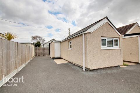 1 bedroom bungalow for sale - Crossley Avenue, Clacton-On-Sea