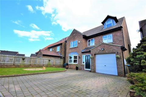 5 bedroom detached house for sale - Victoria Mews, Easington Village, County Durham, SR8 3JN