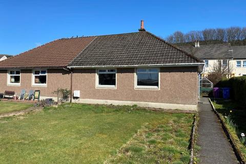 2 bedroom semi-detached bungalow for sale - 12 Kelburn Avenue, Fairlie, KA29 0AU