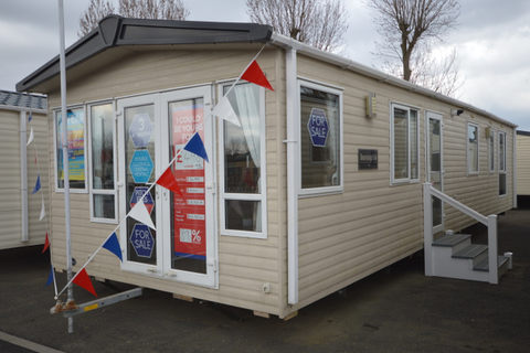 3 bedroom static caravan for sale - Felixstowe Beach, Felixstowe