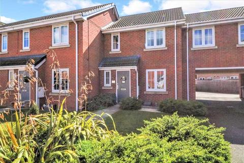 3 bedroom terraced house for sale - Brutus Court, North Hykeham, Lincoln