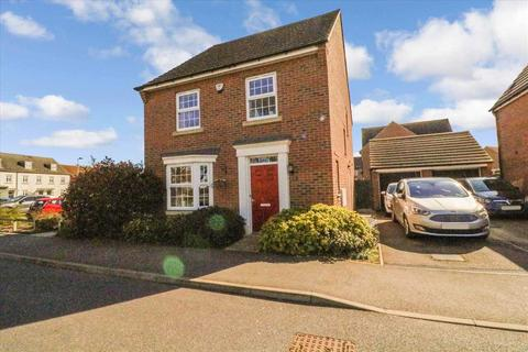 4 bedroom detached house for sale - Justinian Way, North Hykeham, Lincoln