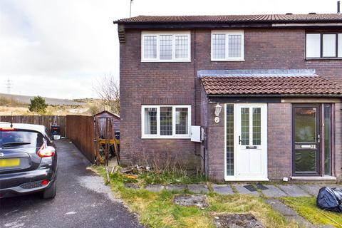 3 bedroom end of terrace house for sale - Chestnut Close, Rassau, Ebbw Vale, Blaenau Gwent, NP23