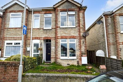 2 bedroom semi-detached house for sale - Library Road Parkstone, Poole, BH12 2BG