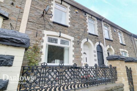 3 bedroom terraced house for sale - Castle Street, Abertillery
